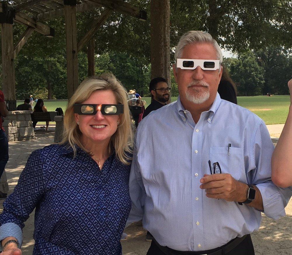 Solar Eclipse - Piedmont Park | 8.21.2017