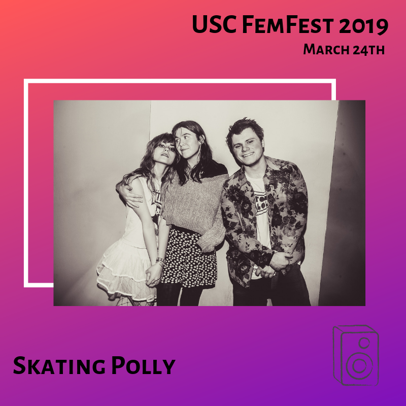 FemFest Line Up Announcement Skating Polly.png