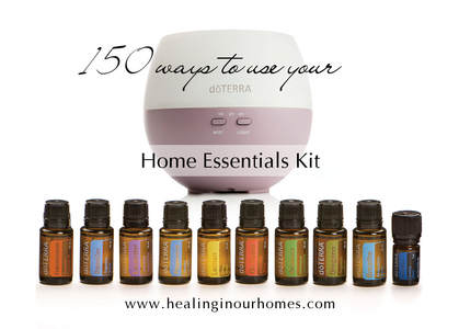 This kit contains the 10 foundational Essential oils that every family needs :)
