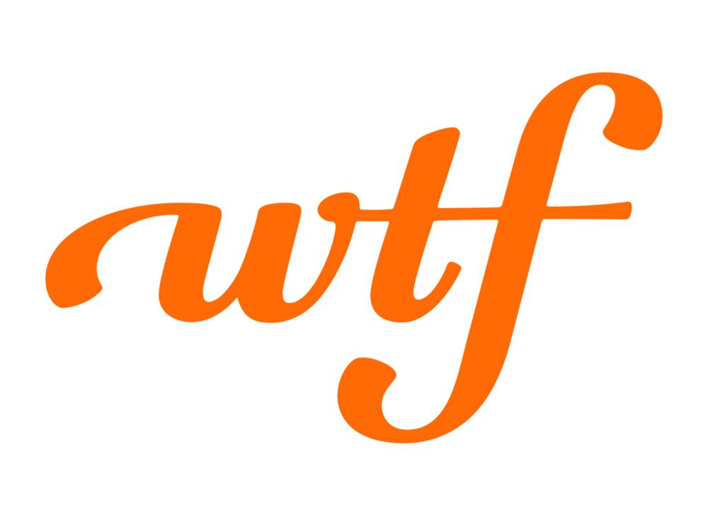 Workplace Transformation Facilitation Logo, WTF