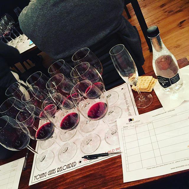 Luxury SA Red Wine Tasting!