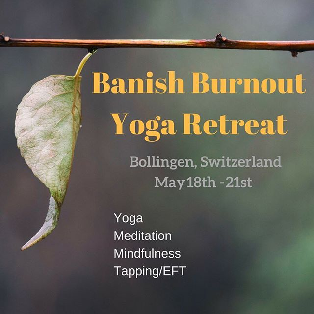 Banish Burnout is almost full! One more spot in this intimate journey into Stress Release. Join Andrina, me and Pascale in Bollingen at the end of May for a long weekend of Yoga, Meditation, Mindfulness & EFT! Link in bio to register.  #javalicious #yogaretreats #yoga #switzerland #wellnesstourism #javayoga☕️🧘♂️ #yoga🧘♀️ #coffee #coffee☕️ #coffeeandyogatogetheratlast☕️🧘♀️ #wellness😀 #health #morningroutines #morning🌞 #rituals #biohack🤓 #optimal💪