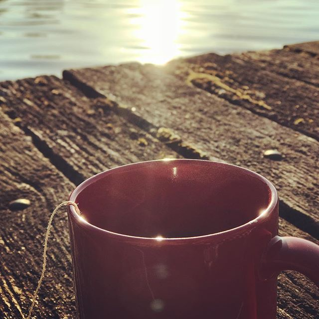 First Java Yoga on the dock in Bollingen!  #javayoga☕️🧘‍♂️ #yoga🧘‍♀️ #coffee #coffee☕️ #coffeeandyogatogetheratlast☕️🧘‍♀️ #wellness😀 #health #morningroutines⏰ #morning🌞 #rituals #biohack🤓 #optimal💪 #innerpeace #goodhealth #justbreathe #cleanliving #cleaneating #agepositive #bodypositive #meditate #mindfulmorning #fitness #yogi #coffeeyogi #namaste