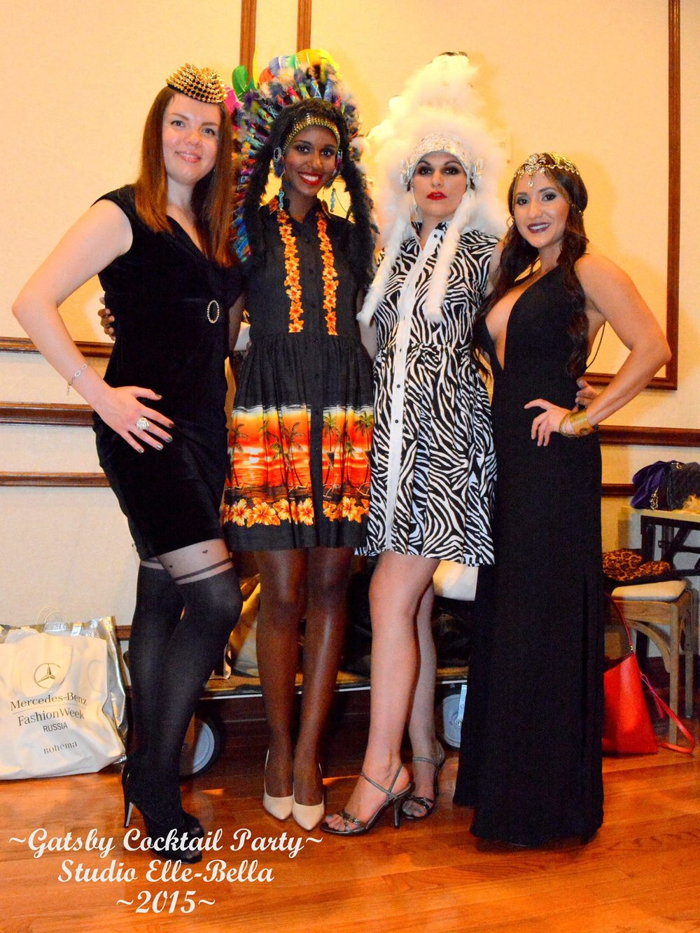 LLS Great Gatsby Theme Fundraiser in San Francisco