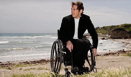 Accessible Festivals Founder Austin Whitney