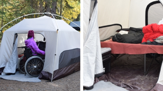 Along with the tent and cot the other big consideration for wheelchair c&ing is the toilet. You simply canu0027t rely on finding accessible toilets stalls ... & Wheelchair Camping for the Modern Adventurer u2014 GRIT Freedom chair