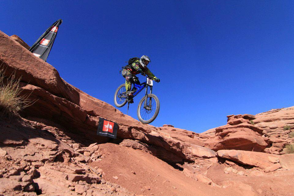 My boyfriend, Kelsom, is an avid mountain biker!
