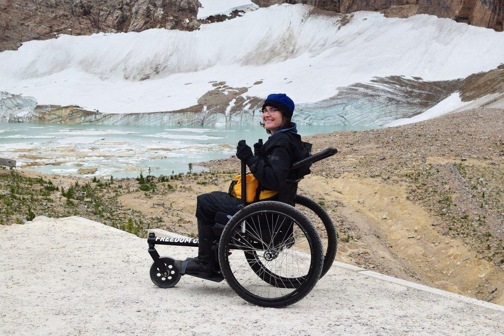 Edith Cavell Glacier, Jasper National Park, Alberta