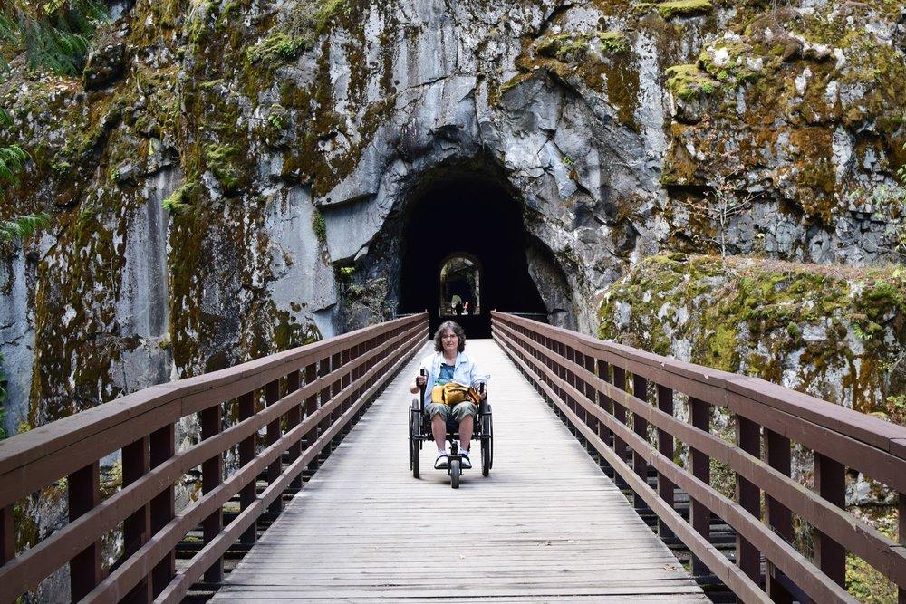 Othello Tunnels, British Columbia