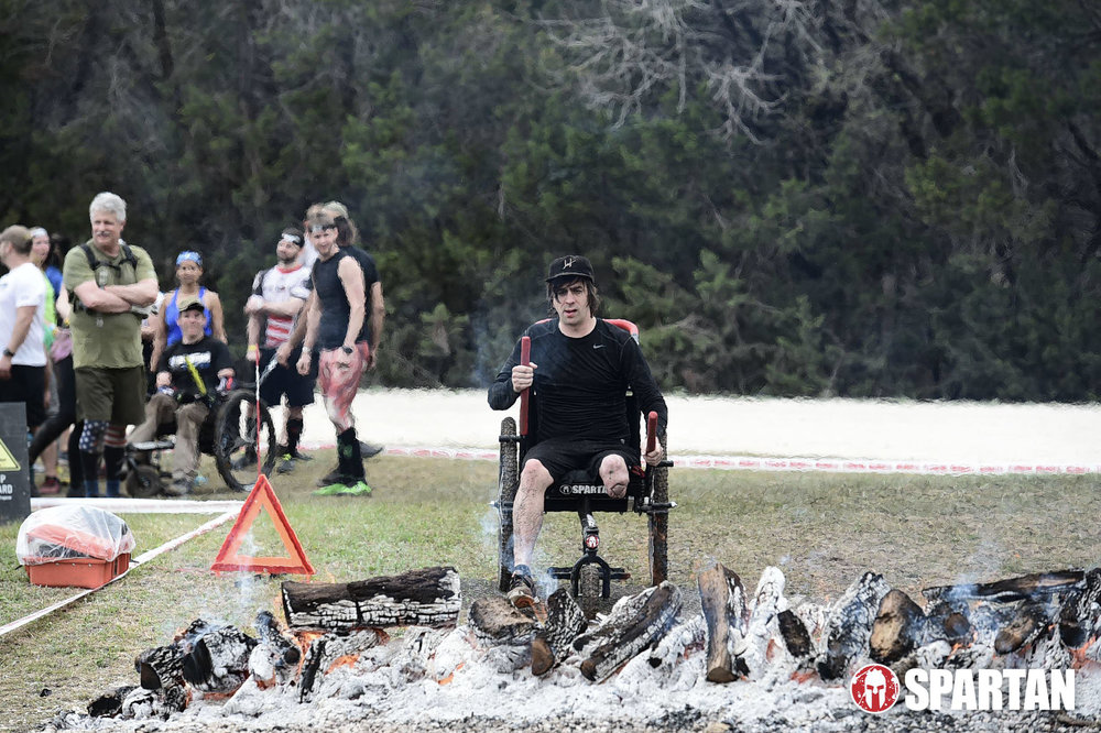 The final obstacle!