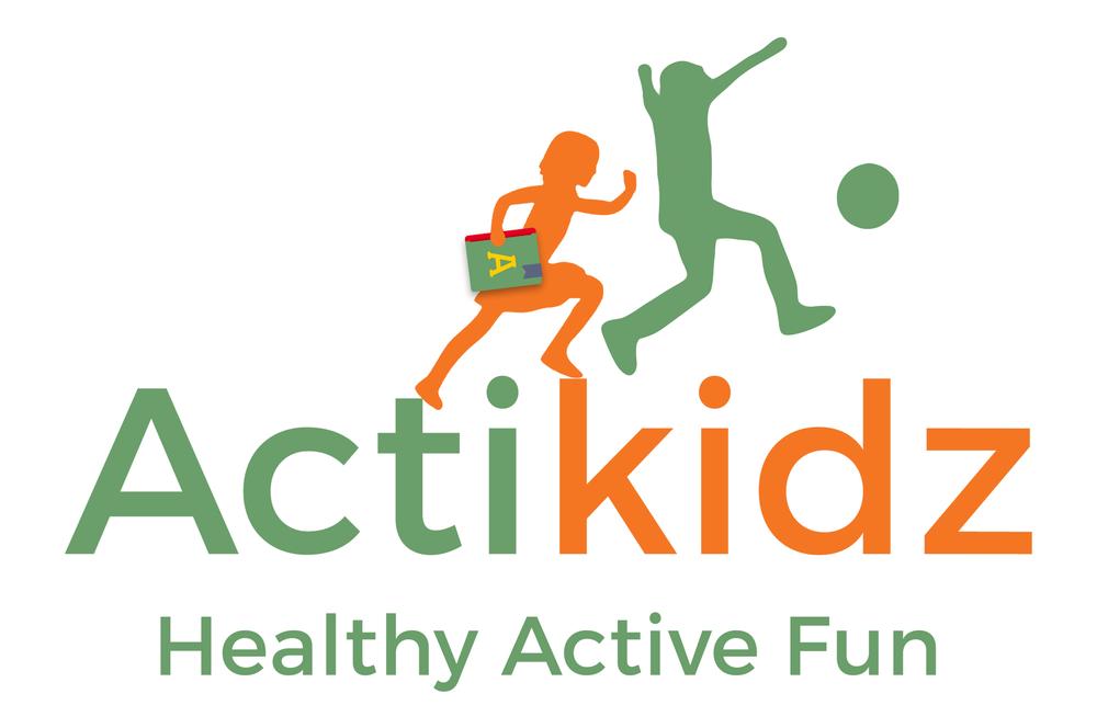 Actikidz Logo Designed by Eureka Marketing