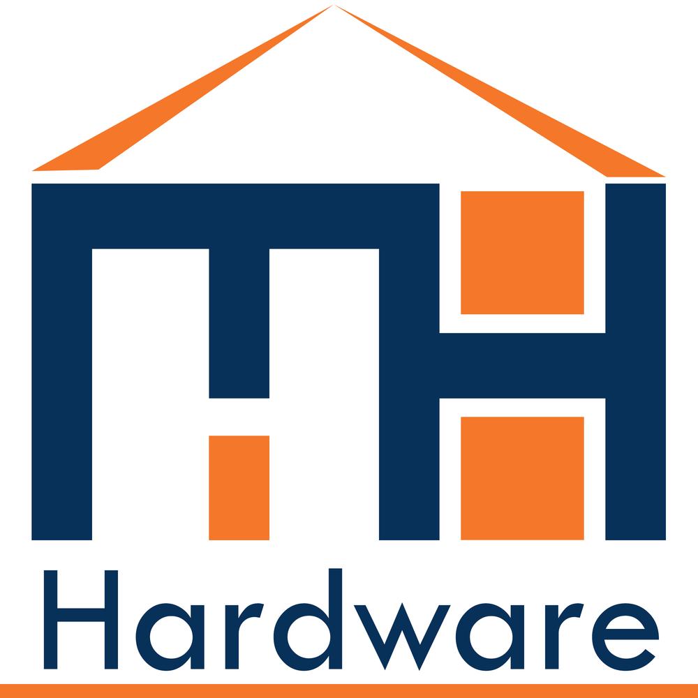 Variation of MH Hardware Logo for use on social media