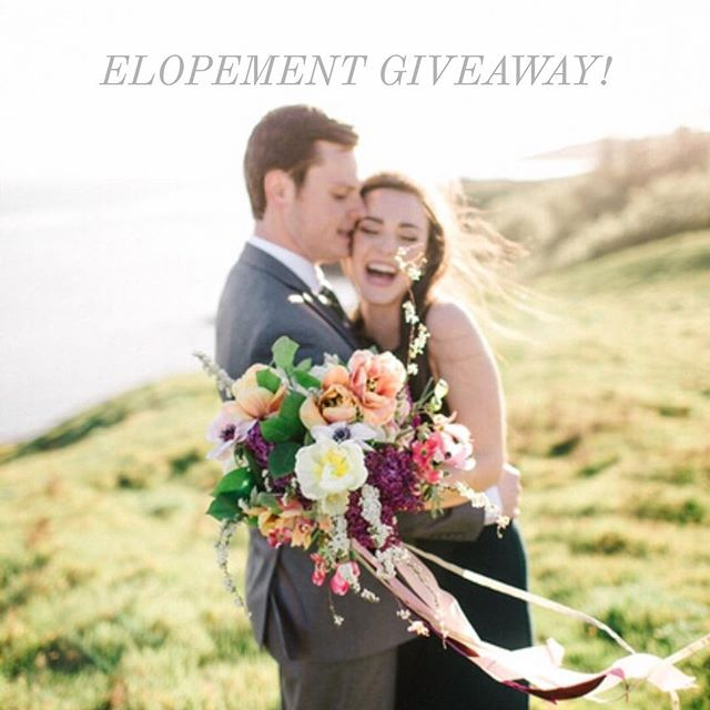E L O P E M E N T  G I V E A W A Y!! In celebration of the holidays and this weekend, I'm giving away one day of elopement coverage to a lucky adventurous couple!! All you would have to do is cover travel if it applies and the photography coverage is YOURS! This offer is valid for elopements anywhere in the US and abroad. If you are planning on (or now are considering) eloping in 2018, this is for you!  All you need to do is:  1. Follow @erikadenhoed and like this picture. 2. Tag three other friends who might be interested. 3. Email me and tell me all about your love, where you want to elope, and what you're envisioning!  4. Snag extra entries by tagging more people or posting one of my photos to your feed (or Facebook) with why you want to win the giveaway and tagging @erikadenhoed in the caption.  T H A T ' S  I T ! ! *travel is not included.  All entrants who do not win are eligible for $500 off their own elopement package when they book by Dec. 1! *Not engaged? Tag anyone who you think might be interested! Or if you have an amazing idea for a similar shoot, I'm all ears. *Must enter and inquire by midnight Nov 27. Winner will be announced Wednesday morning, November 29.  G O O D  L U C K!  ps check my Insta stories for other first time ever offers going on this weekend! ✨