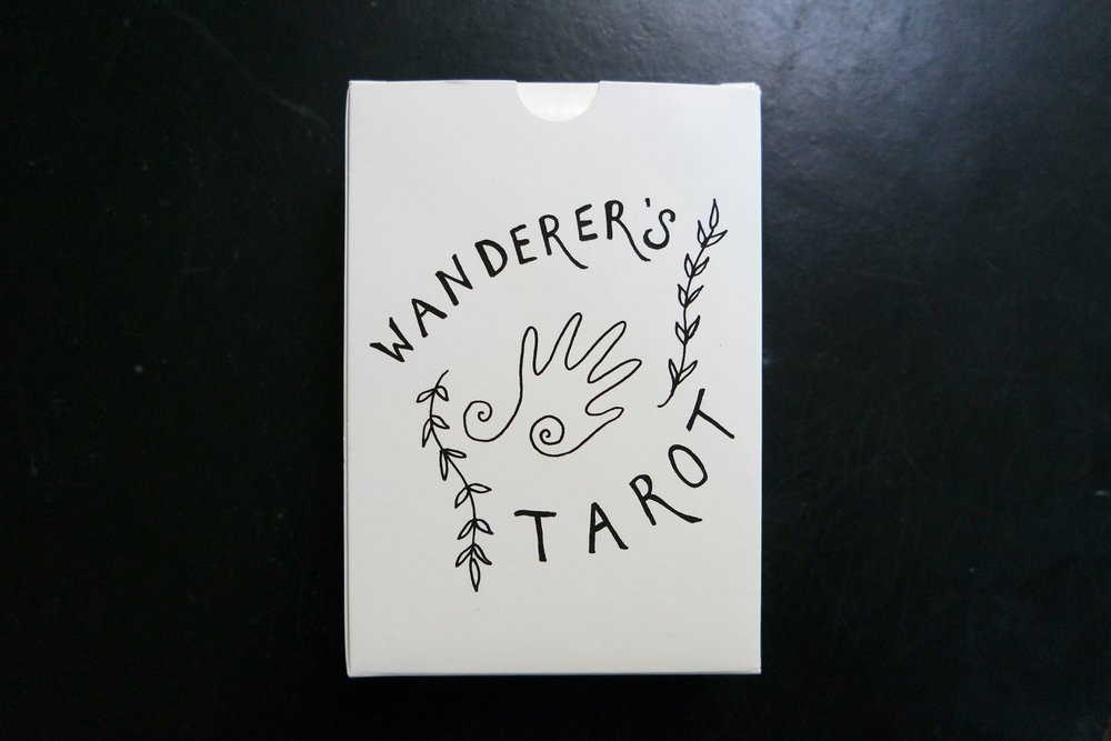 wanderer's tarot casey zabala review