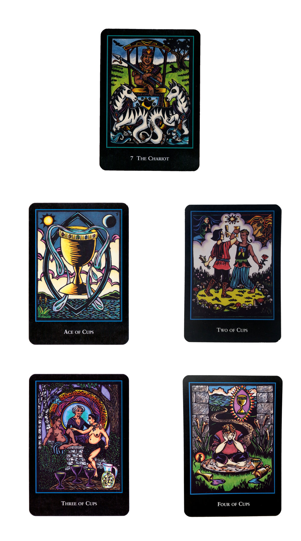 tarot cards of cancer