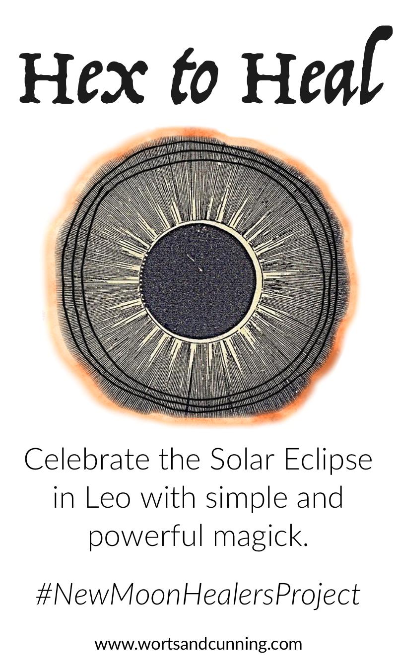 Solar Eclipse Magick