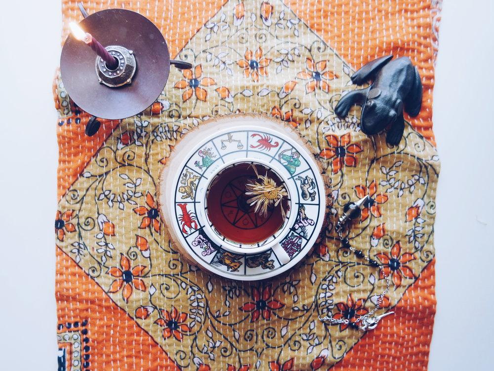 the tarot apothecary tarot herbs