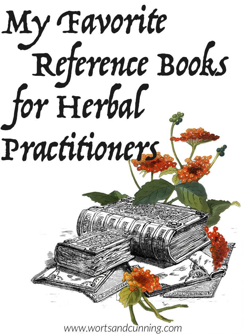 Books for Herbal Practitioners