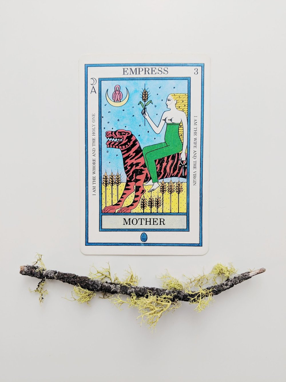 The Elemental Tarot  by Caroline Smith + John Astrop