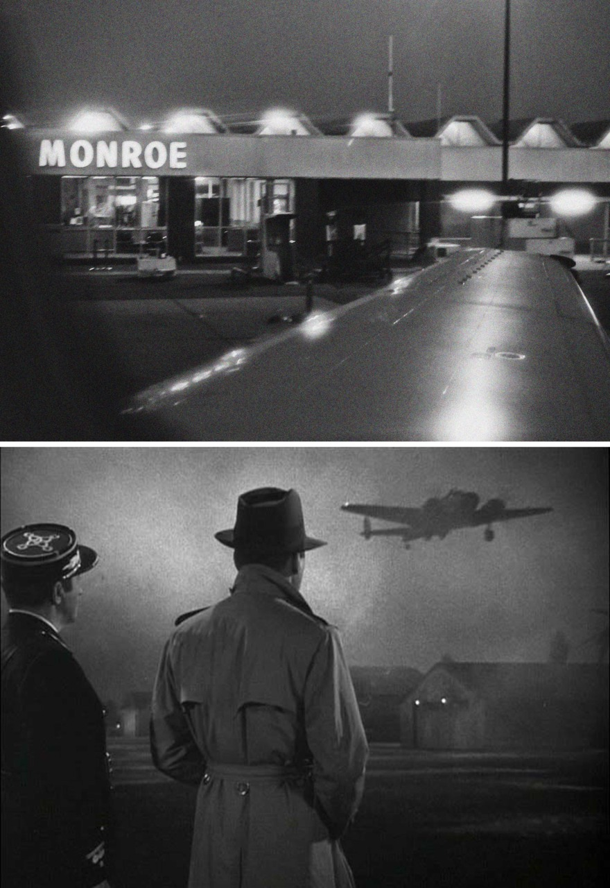 I'm glad Monroe is getting a new airport terminal, seems like just yesterday Rick was watching Ilsa leave…