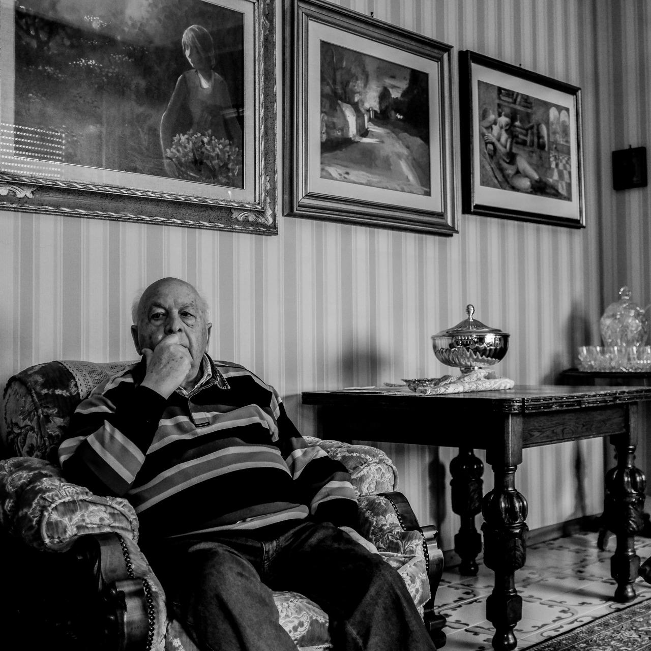Calangianus, Sardania, Italy:   Tomasino Corda, my third cousin.