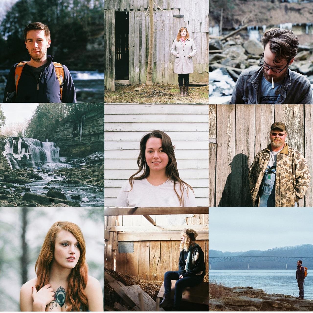 Film:    Been shooting a lot of film lately. Here are a few shots from the past week or so.