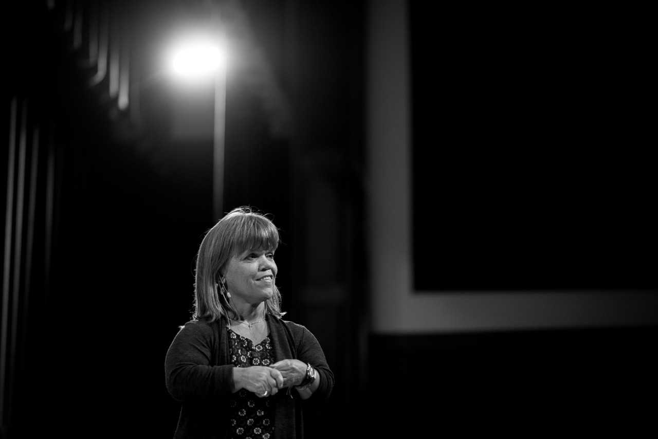 Amy Roloff, September 30, 2014