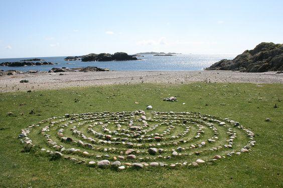 St Columba's Bay - Iona