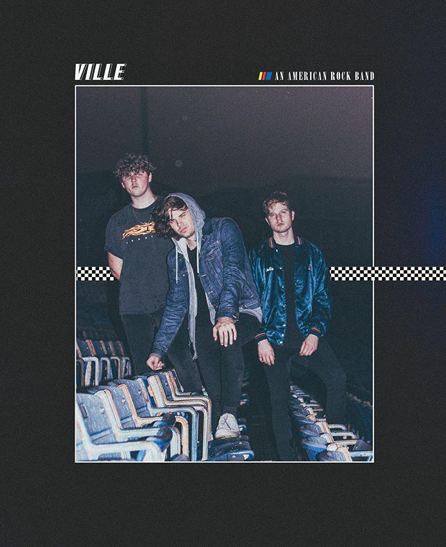 VILLE /// An American Rock Band.