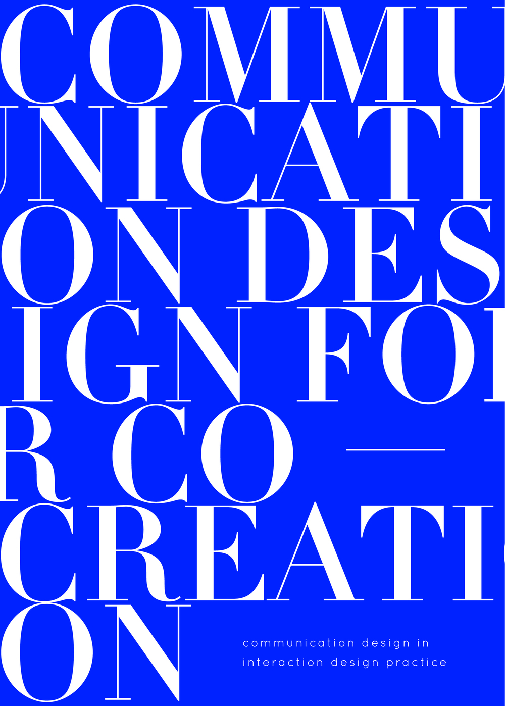 Cover Page Co-Creation