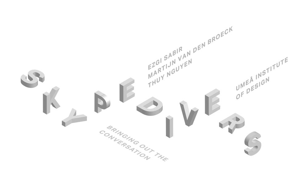 Logotype – Collaboration Project /w Skype