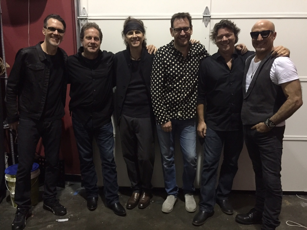 Gary with the BoDeans  City Winery Nashville 2015.JPG