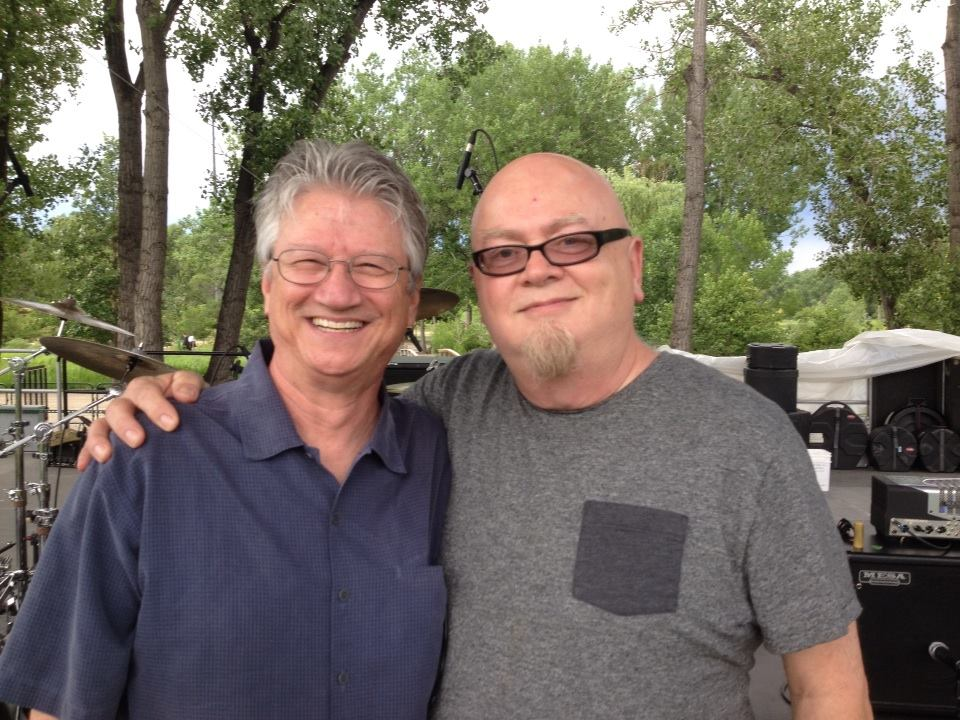 ME WITH LEGENDARY RICHIE FURAY FROM BUFFALO SPRINGFIELD AND POCO.jpg