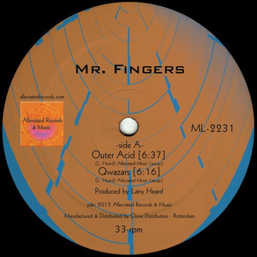 Review Mr. Fingers - Mr. Fingers 2016 (Alleviated)