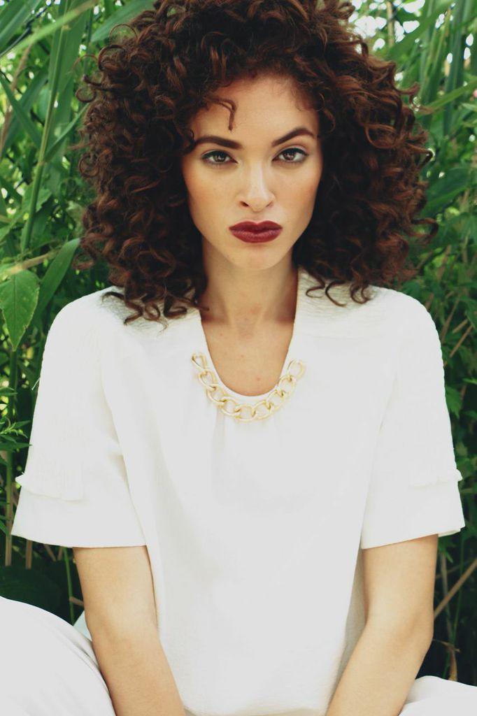 model NASTASIA SCOTT   photographer EMILIA WOJDYLAK   mua NORAH SALAZAR   hair stylist ANDY TSENG   styled by NIK