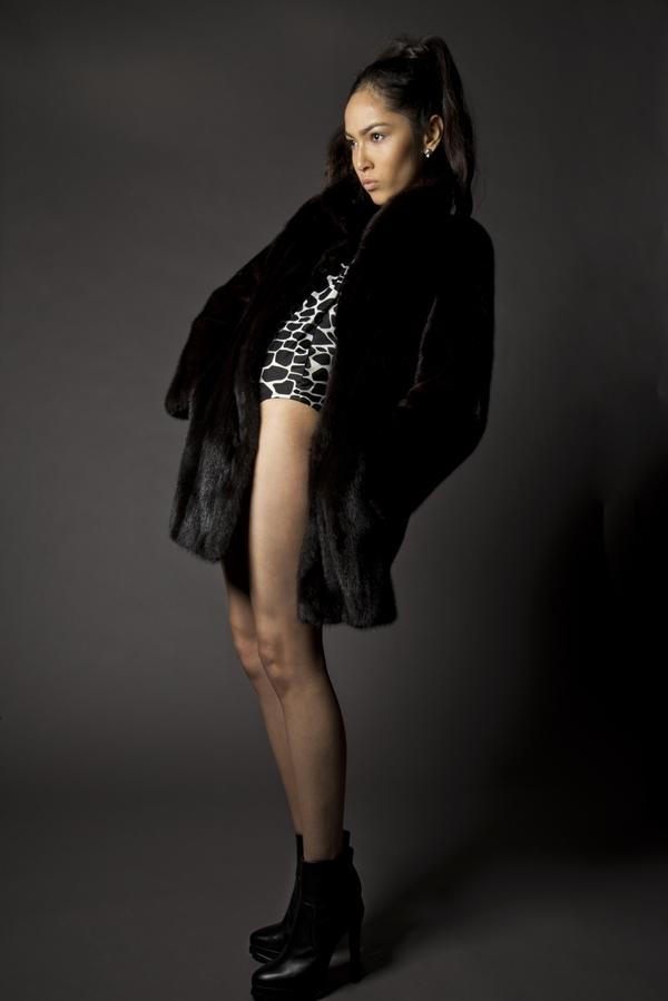 model AVA SARBASSOVA   photographer NICOLE FREITAG   styled by NIK