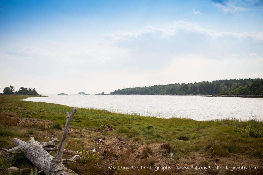 Kennebec Point, Georgetown, Maine