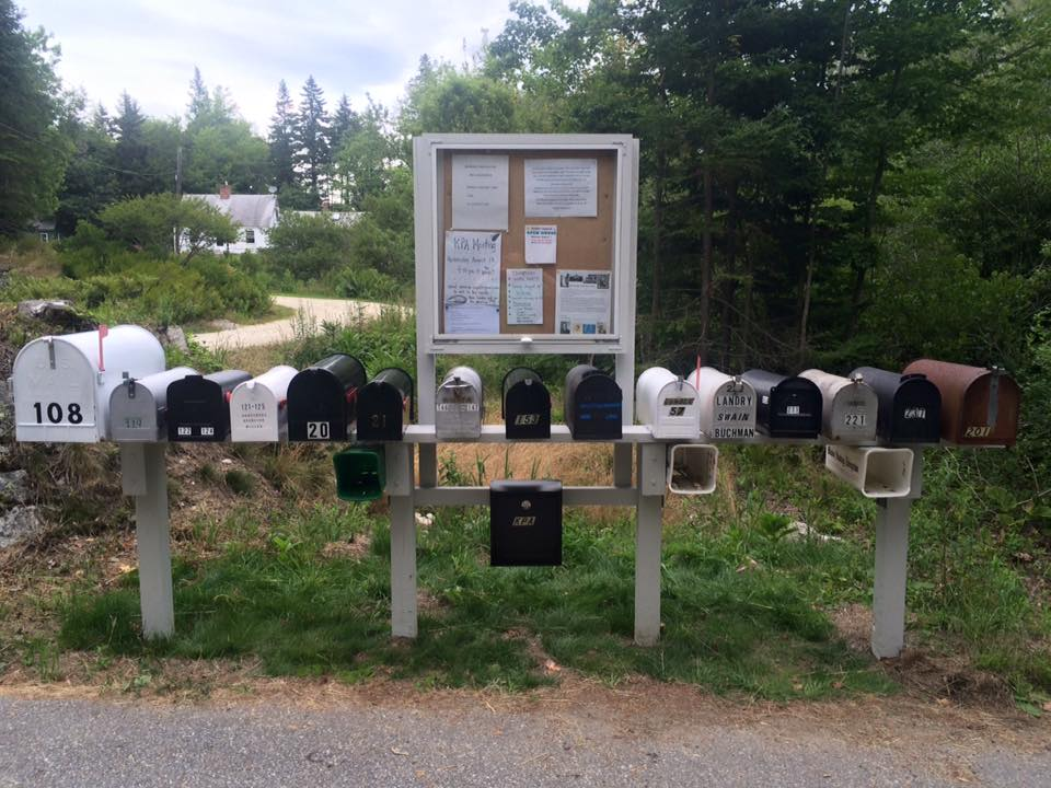 mailbox center