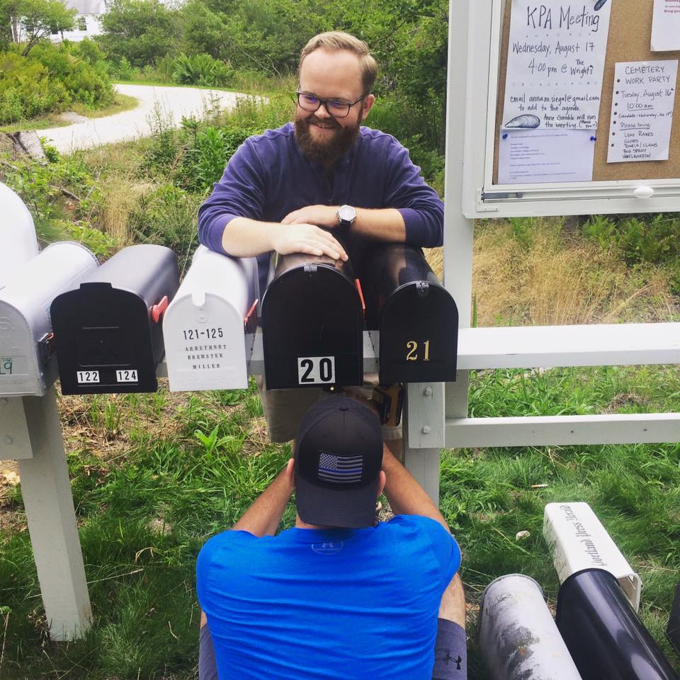 mailbox construction