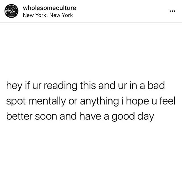 Sometimes the Instagram algorithm works in my favor 🖤 I'd highly recommend following @wholesomeculture not only are they a cruelty-free and ethically made independent company that supports animal rescue but they've also been a real source of  motivation and positivity for me lately! ☮️🖤♻️
