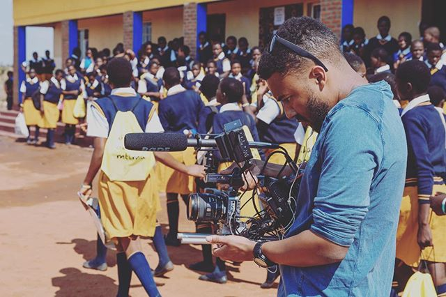 #FBF a piece of my heart is still in Malawi, Africa. So grateful I got to meet such incredible people and capture the amazing work happening there. (📷 by @richimpossible ) . . . . . #girlsshineacademy #mosaicglobal #malawi #mosaic #filmmaking #docfilmmaking #blackmagicdesign #bmpccfilm #bmpcc #blackmagic
