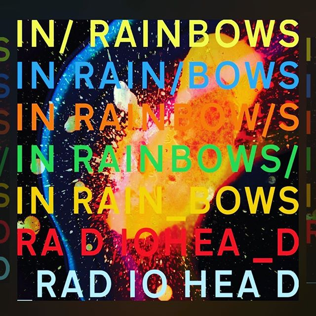 Forgot how dope this record is. . . . . . . #radiohead #inrainbows #inspiration #dope #thomyorke