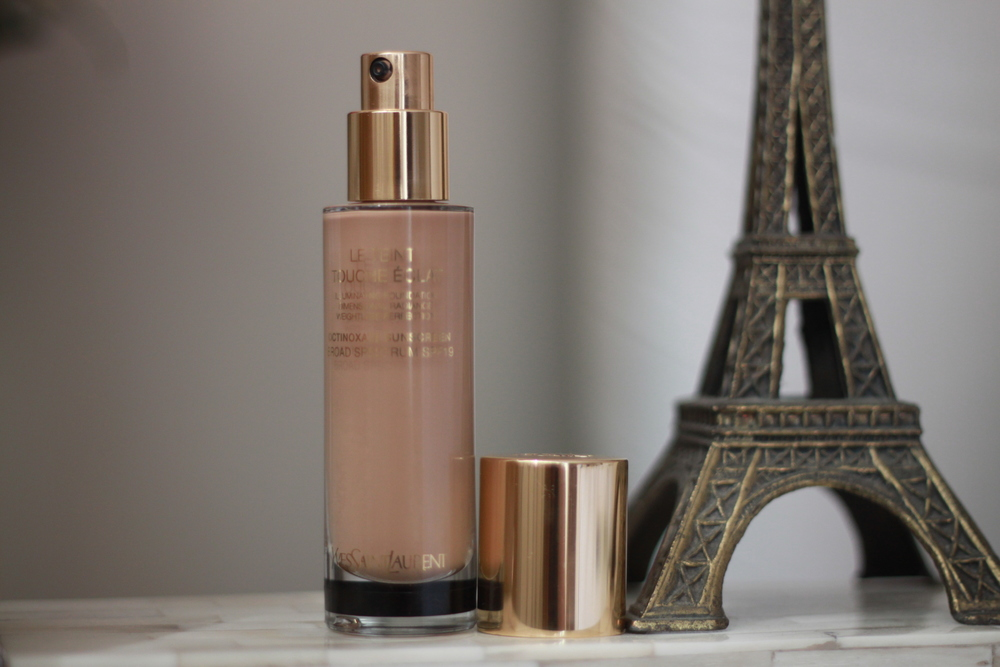 YSL FOUNDATION REVIEW