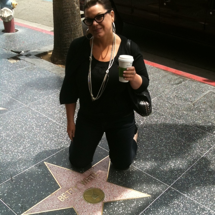 Walking along with my Starbucks and came across this. It was fate. HA!
