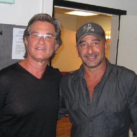 Anthony & Kurt russell
