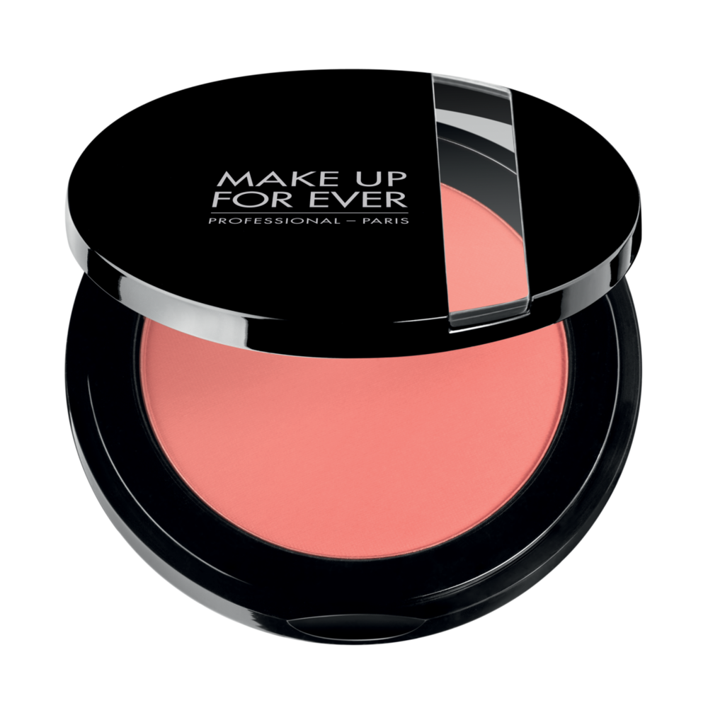 MAKEUP FOREVER BLUSH IS NICE WHEN APPLIED IN LIGHT LAYERS