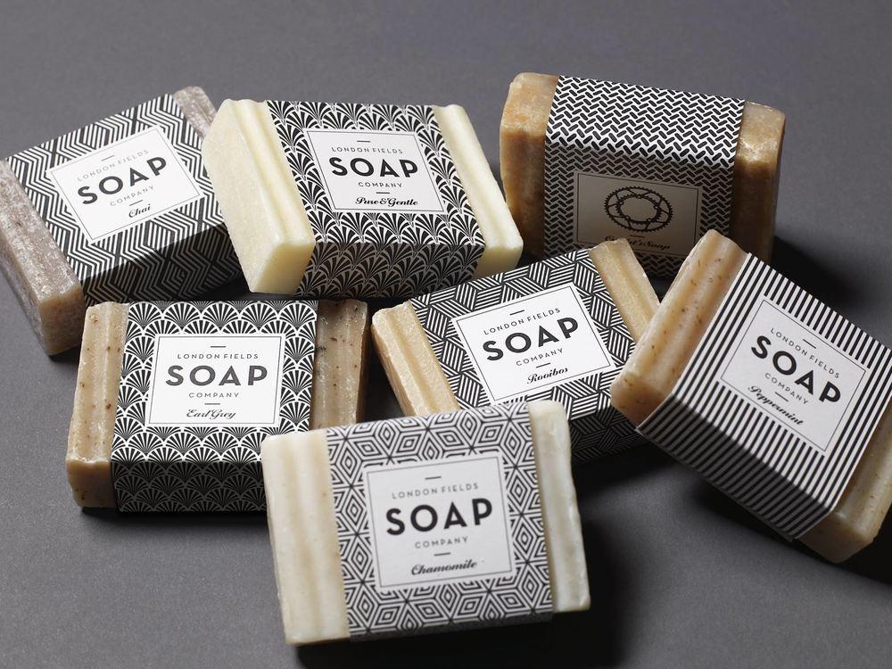 London Fields Soap