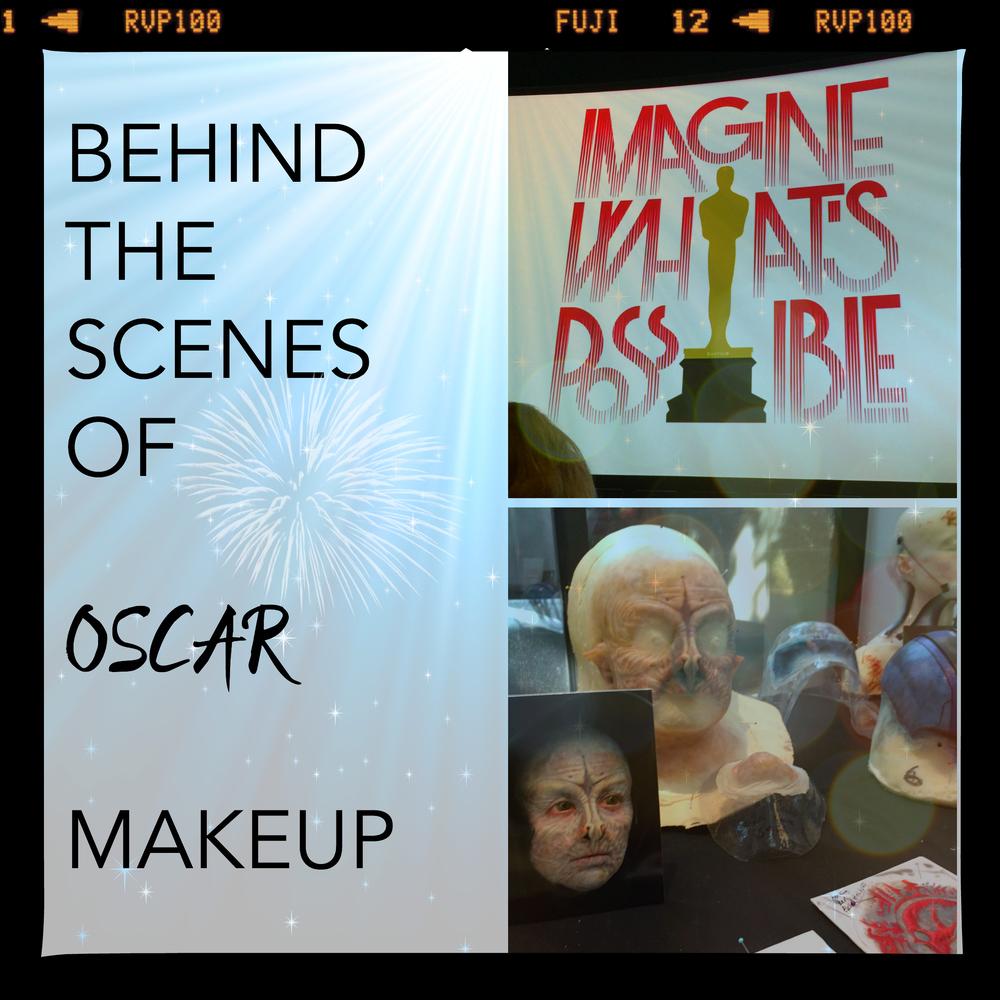 Oscar Winning Makeup Behind the Scenes