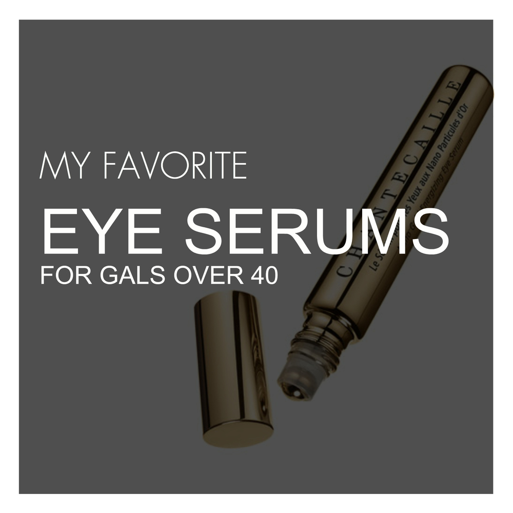 EYE SERUMS FOR OVER 40