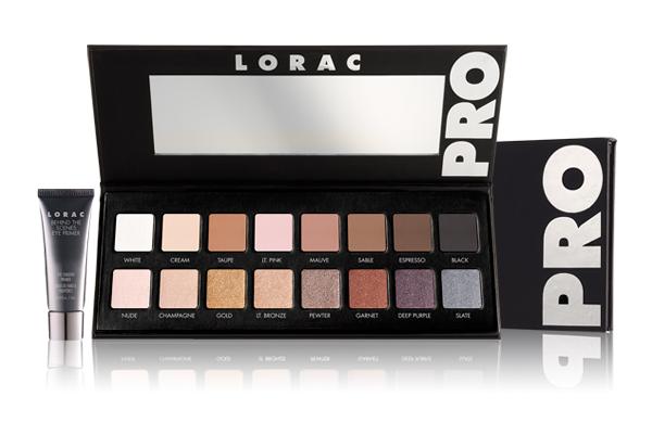 Lorac Pro Palette vs Urban Decay Naked Palette